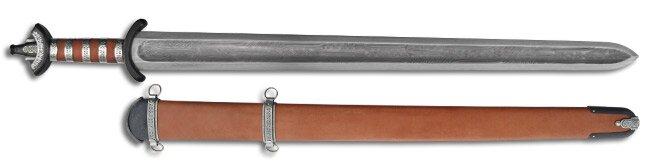 Hanwei Miecz Saxon IX w.
