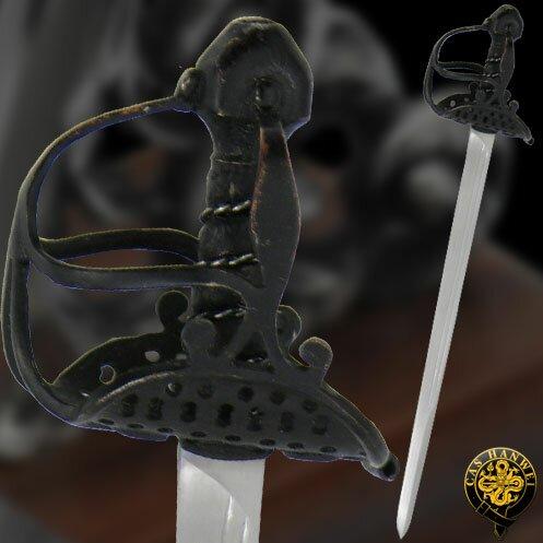 Hanwei Mini Cromwell English Mortuary Hilt Sword