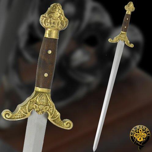 Hanwei Mini Qing Sword