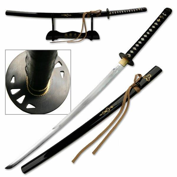 Katana Kill Bill Hand Forged Hattori Hanzo Sword