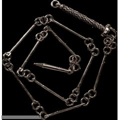 Łańcuch 9 Section Whip Chain KungFu