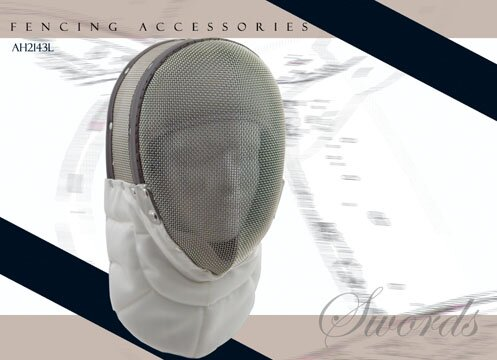 Maska do szermierki - Hanwei Fencing Mask L