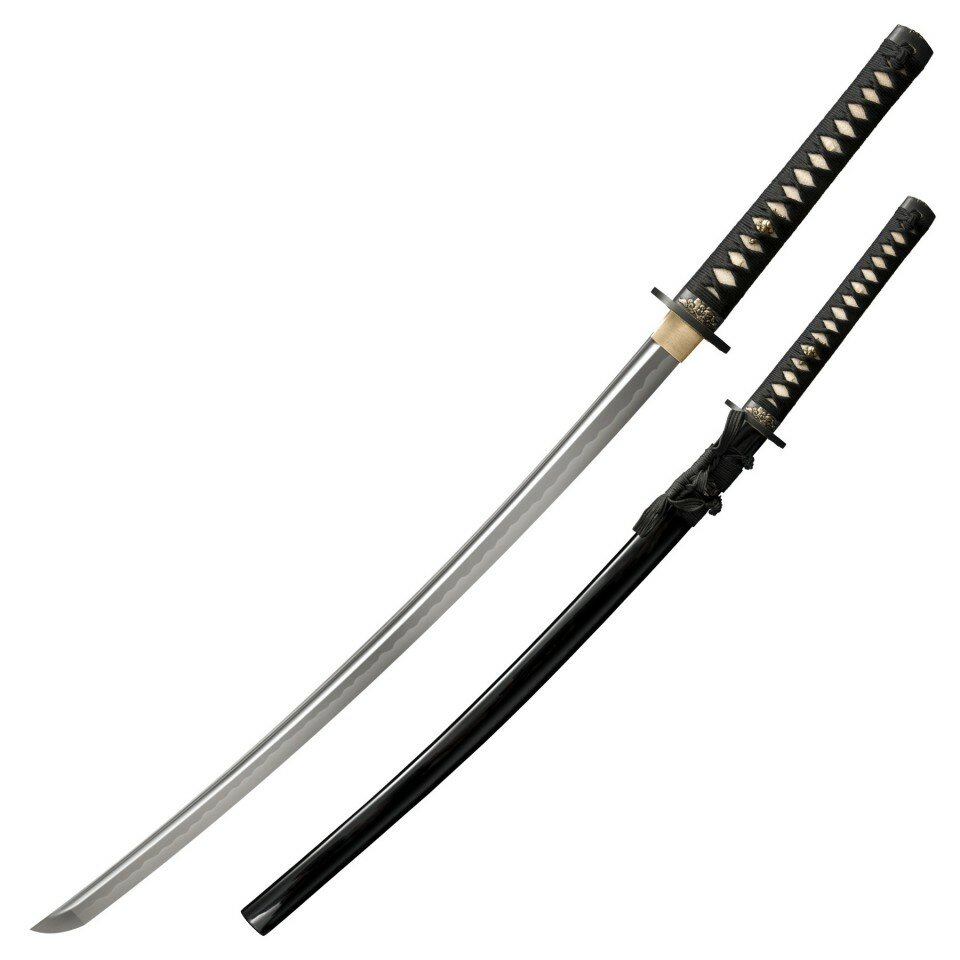 Miecz Cold Steel Gold Lion Katana Sword