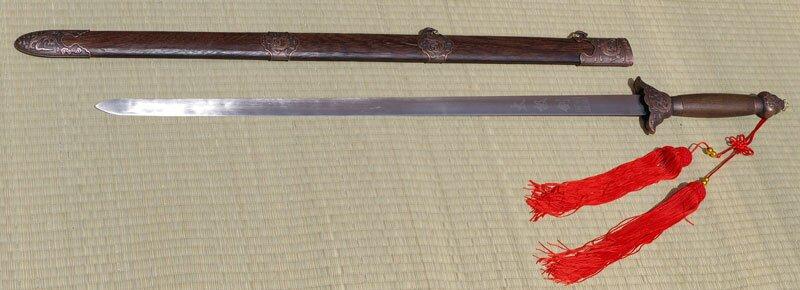 Miecz treningowy do Tai Chi