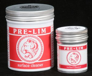 Pasta polerska - Pre-lim surface cleaner
