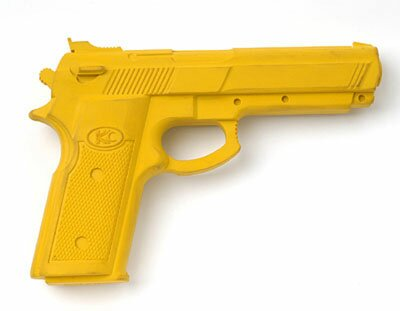 Pistolet Treningowy Rubber Training Gun