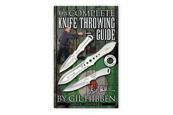 Podręcznik United Cutlery Gil Hibben Knife Throwing Guide