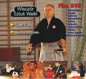 Wieczór Sztuk Walki(DVD)